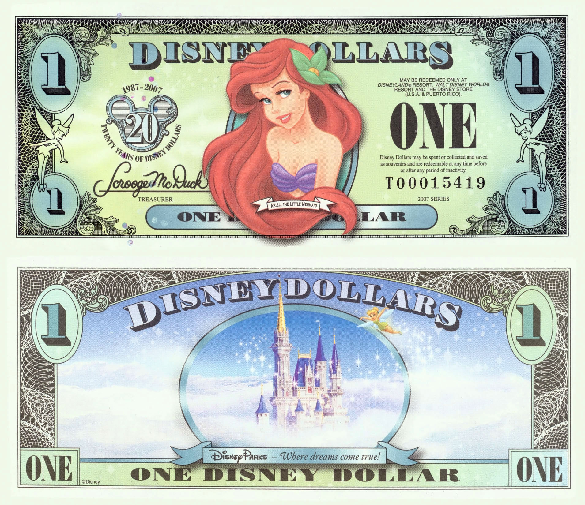 picture regarding Disney Dollars Printable called - Disney Income
